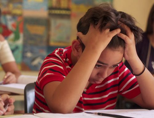 Mahasiswa yang tiba-tiba tidak bisa kuliah karena trauma di Kampus.